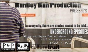 RunBoyRunFlyer