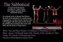 Sabbatical Back