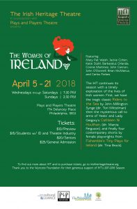 The Women of Ireland FINAL Back