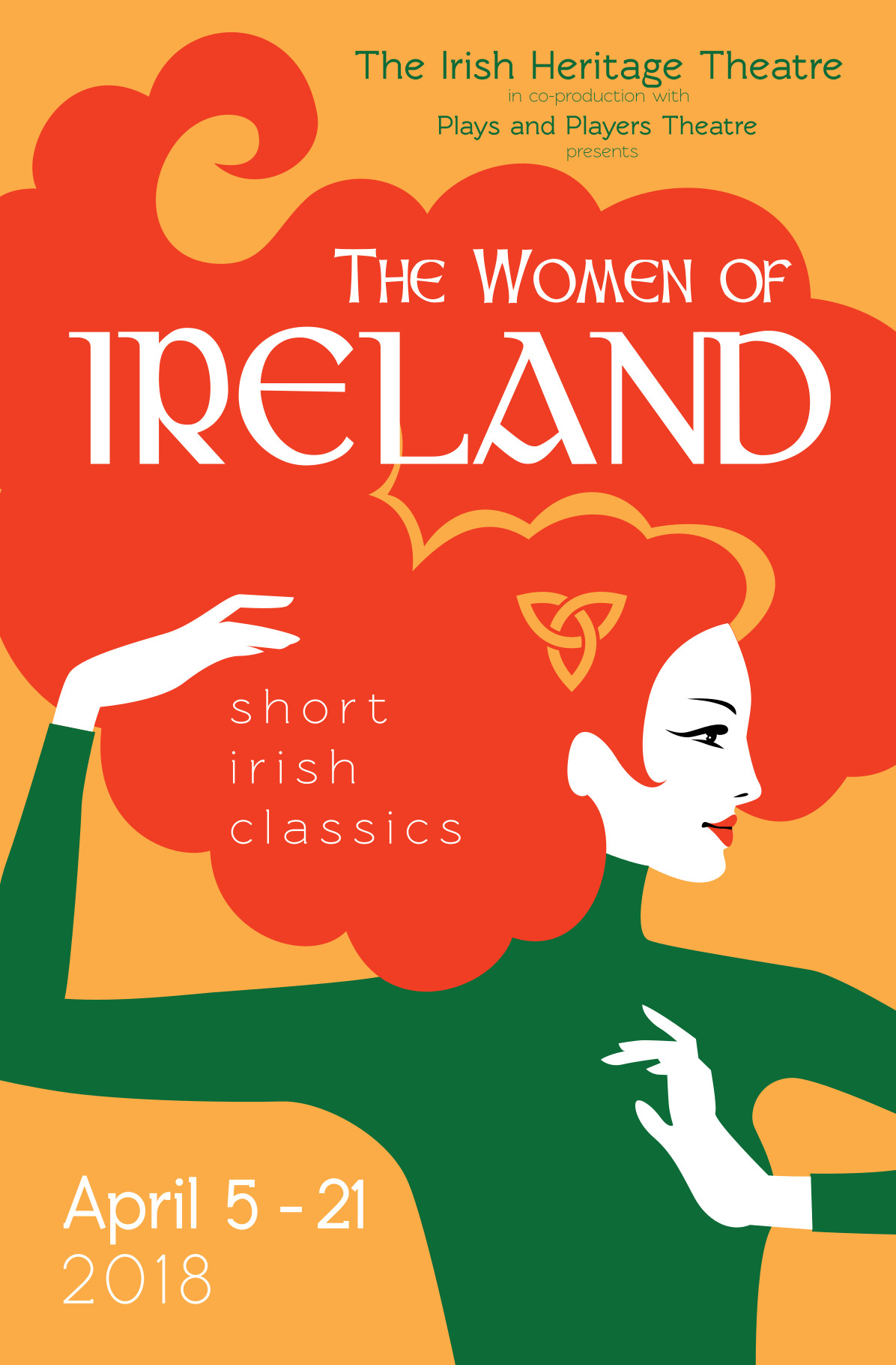 The Women of Ireland FINAL Front